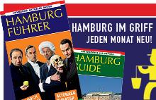 Hamburg im Griff - jeden Monat neu!