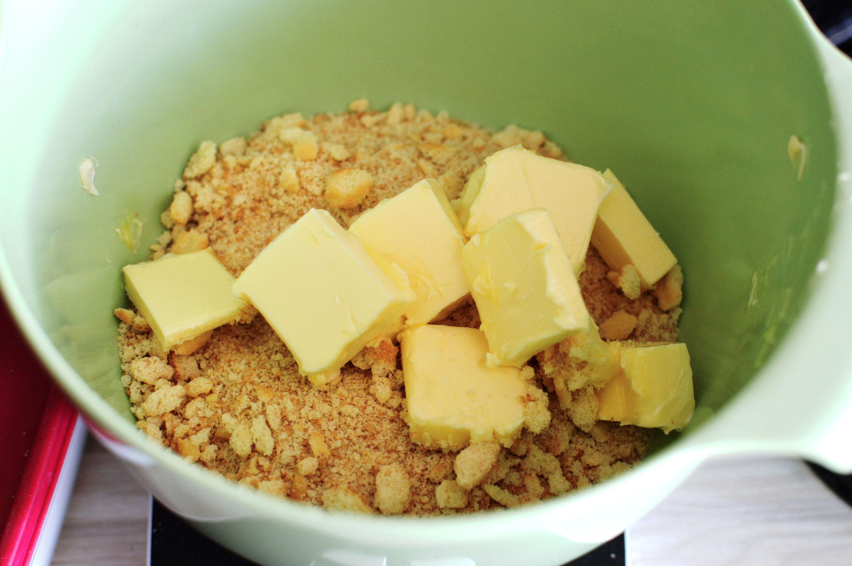 Biskuit und Butter