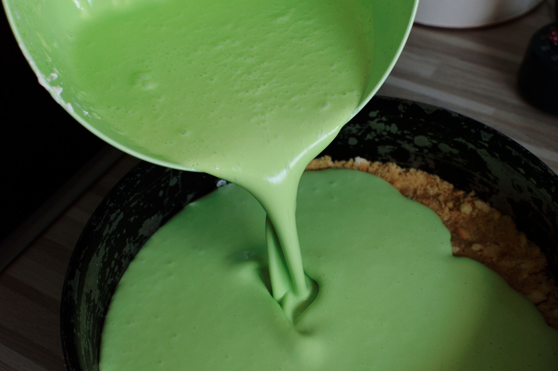 Grüne Pampe