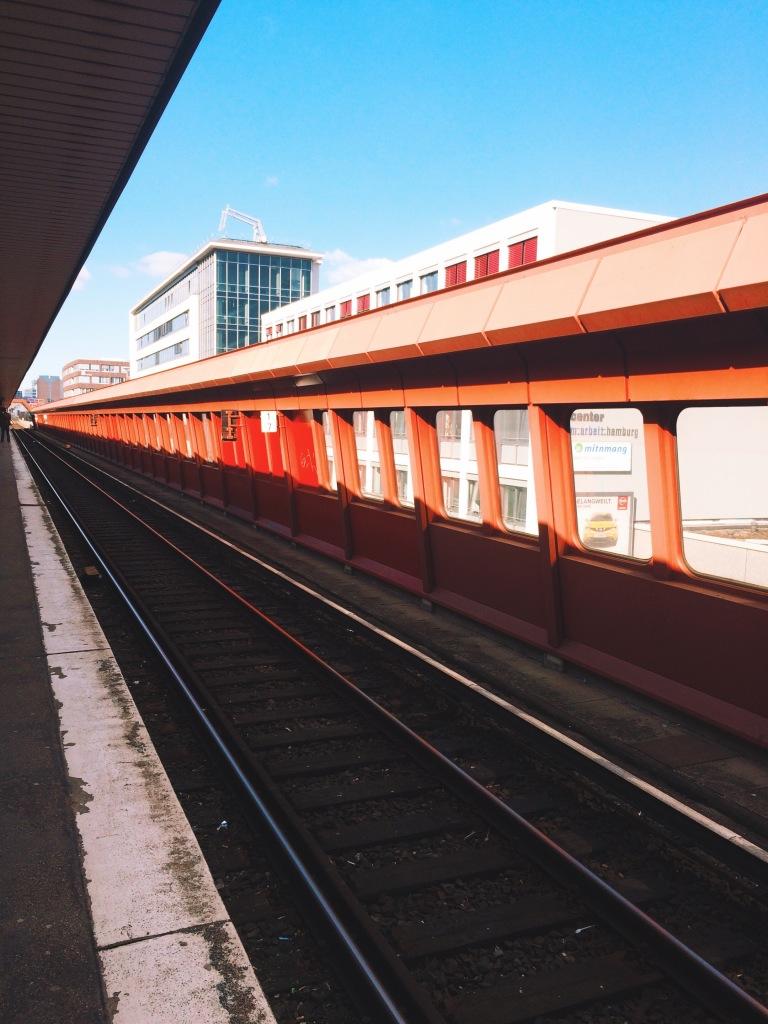 S-Bahn Hammerbrook