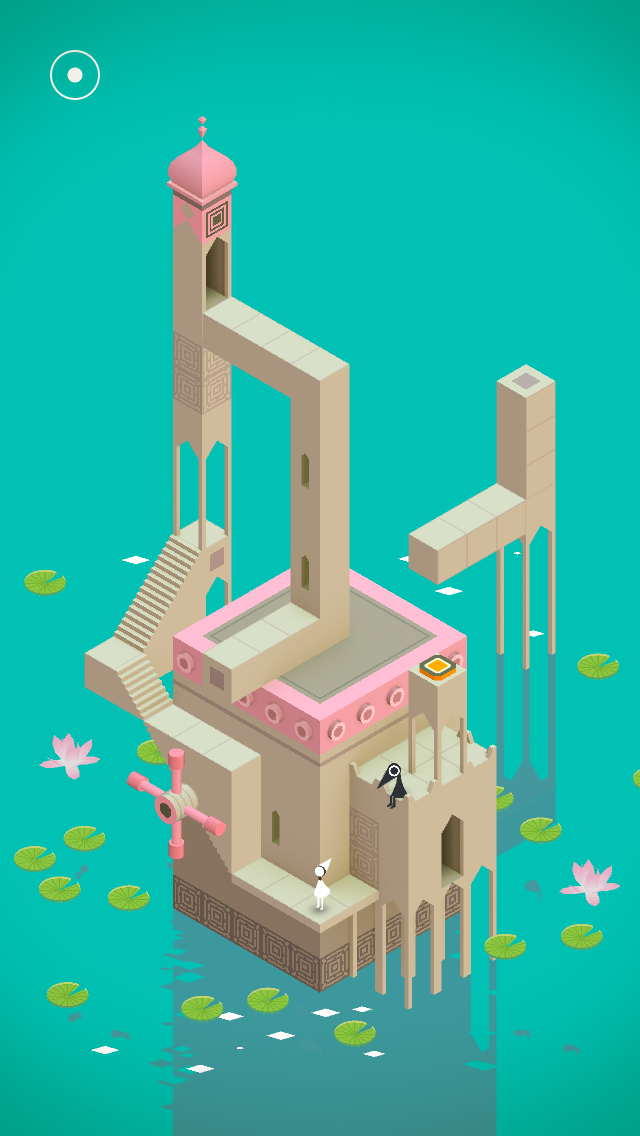 Screenshot Monument Valley