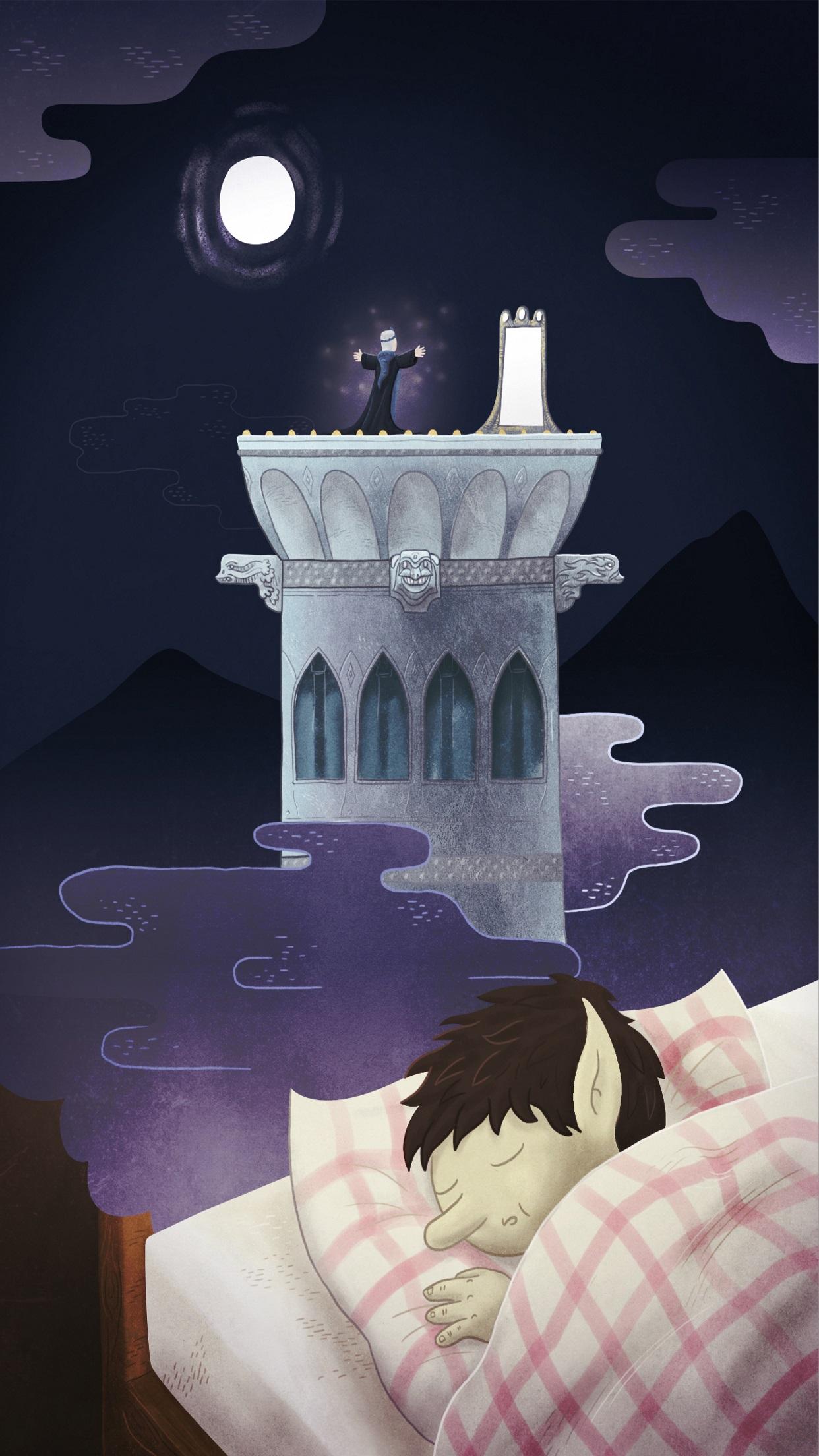 Knard Illustration