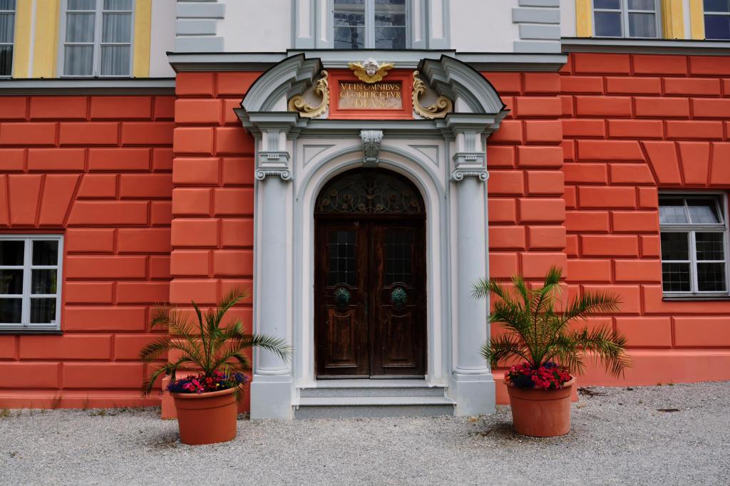 Portal Kloster Scheyern
