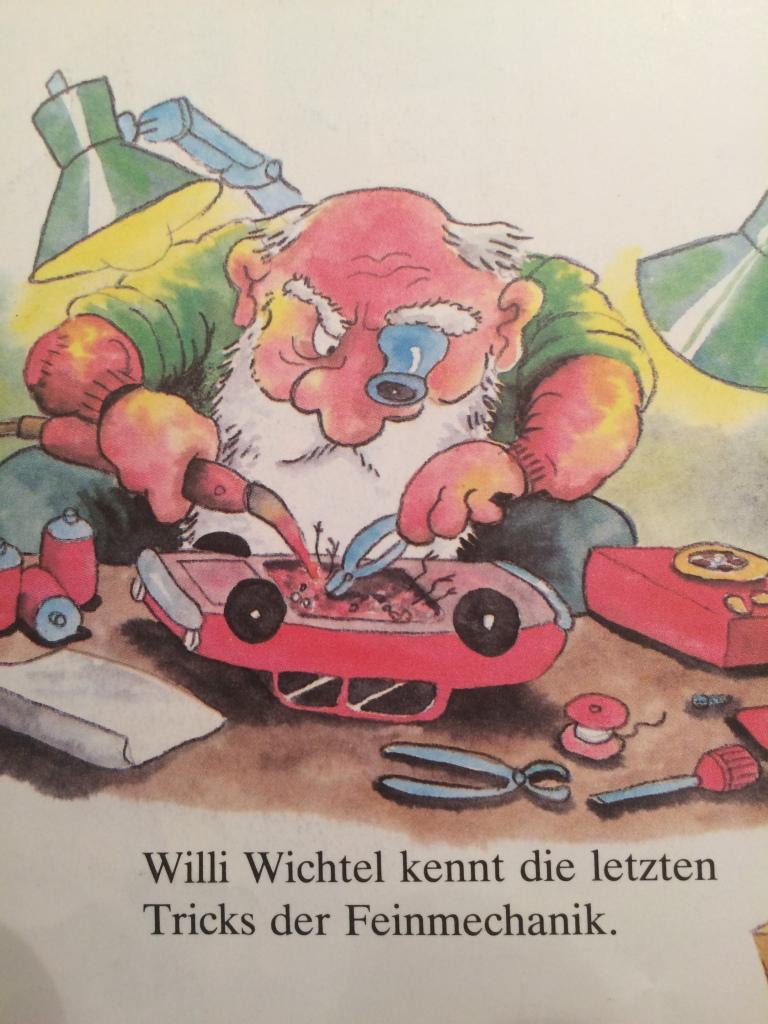Wichtel Willi
