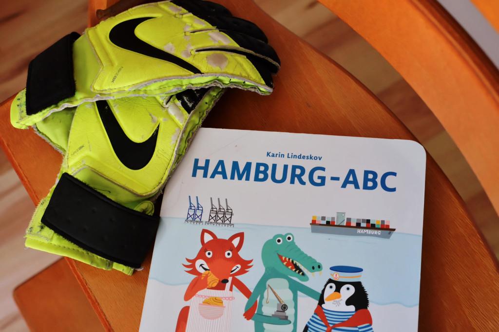 Hamburg-ABC, ein Bilderbuch