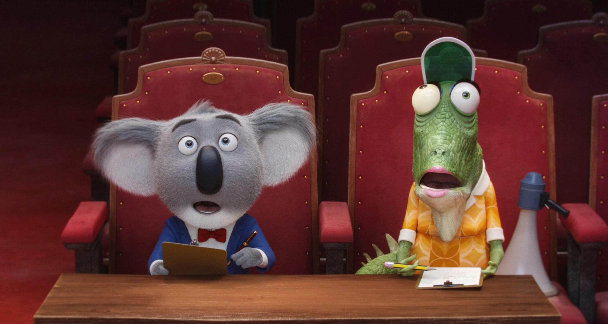 Der Koaloa und seine Sekretärin
