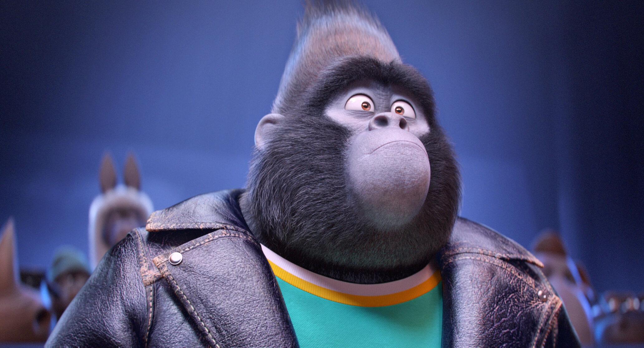 Der Gorilla Johnny