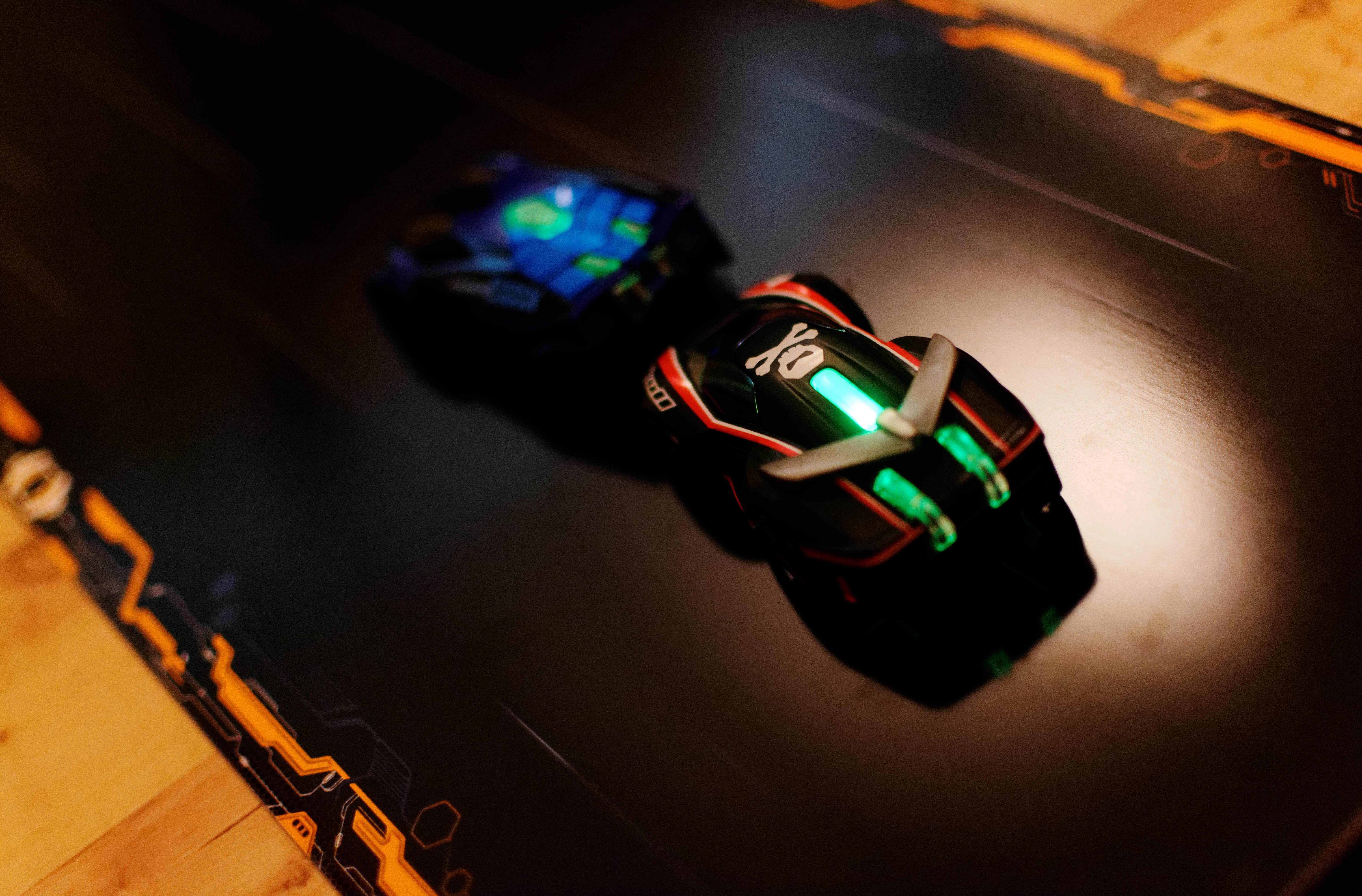 2 Anki Overdrive-Autos