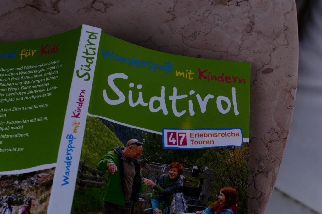 Wanderführer Südtirol Einband