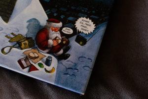 """Das Cover von """"Verflixte Weihnachten"""""""