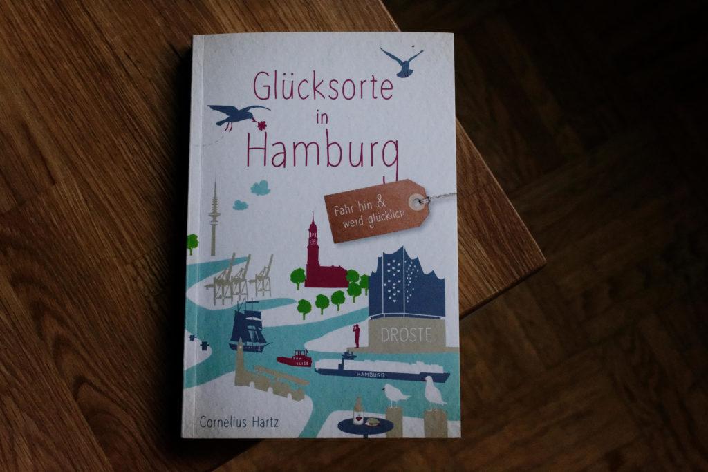 Cover: Glücksorte in Hamburg