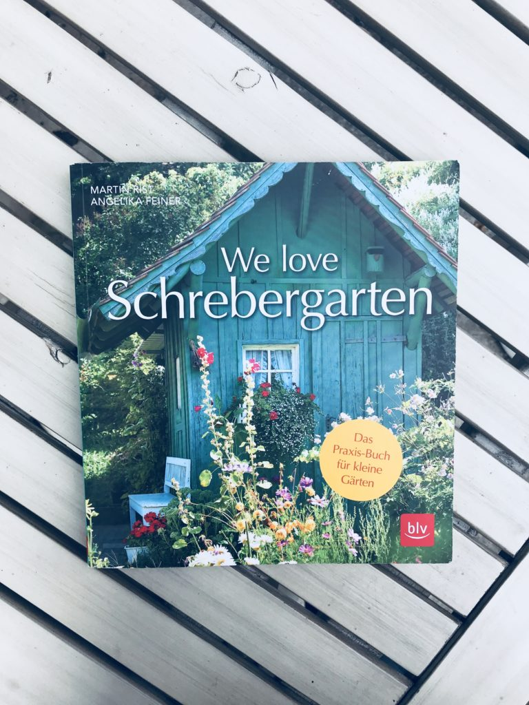 We love Schrebergarten - Cover