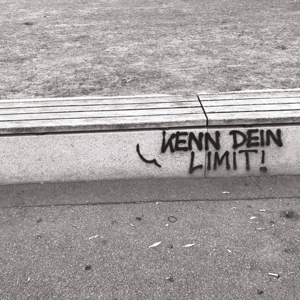 Graffiti Kenn Dein Limit