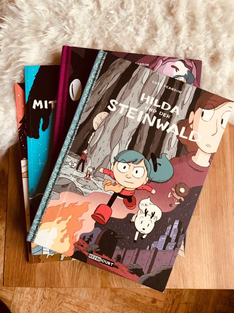 Comicbände Hilda