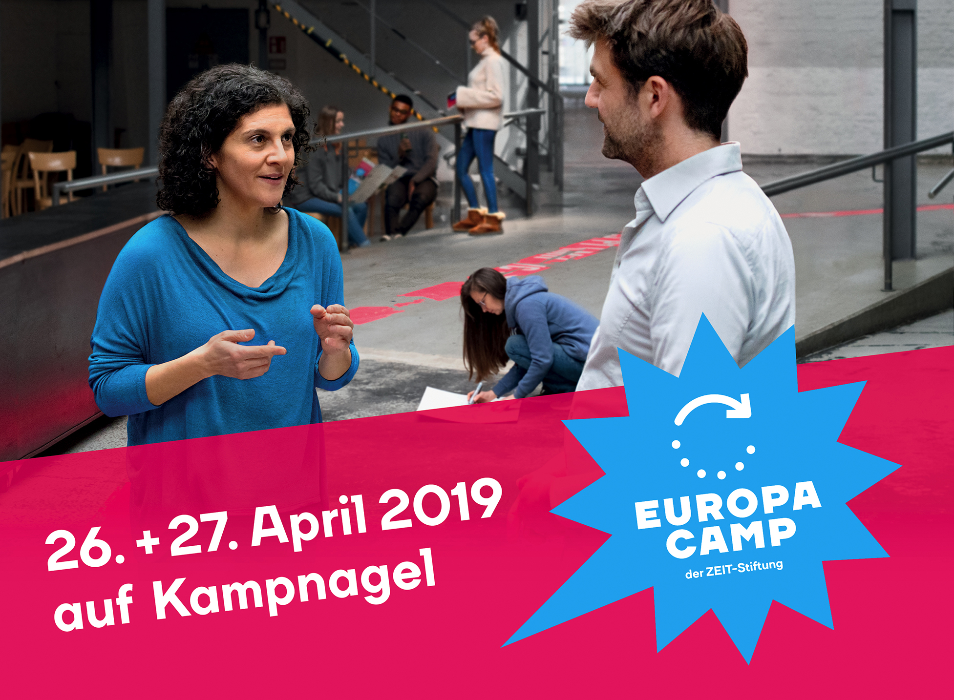 ZEIT-Stiftung EuropaCamp